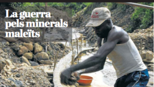 La guerra pels minerals maleïts