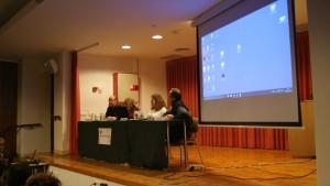 Intervenció de Santiago Fischer, Dilluns dels Drets Humans