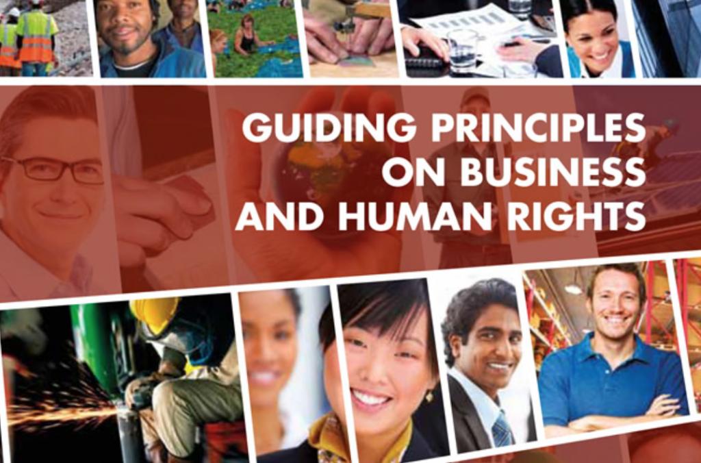 Normativa internacional: empresas y derechos humanos