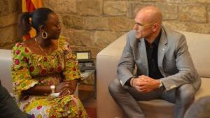Caddy Adzuba i #ConflictMinerals a la setmana del III Fòrum Internacional DevReporter