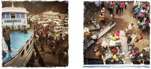 Port de Goma (R.D. Congo). | Foto: Gemma Parellada