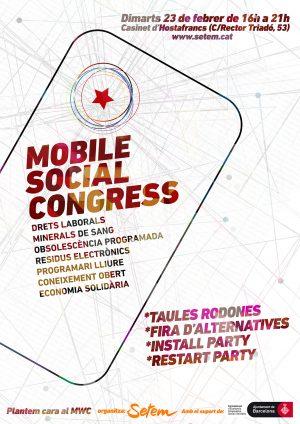 """Quatre jornades per """"plantar cara"""" al Mobile World Congress 2016"""