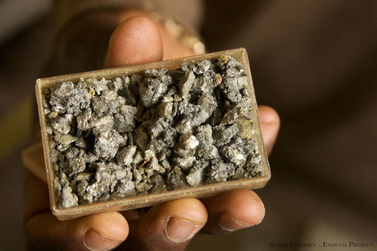 UE: Aconseguit l'acord sobre minerals de zones de conflicte després d'afegir exempcions