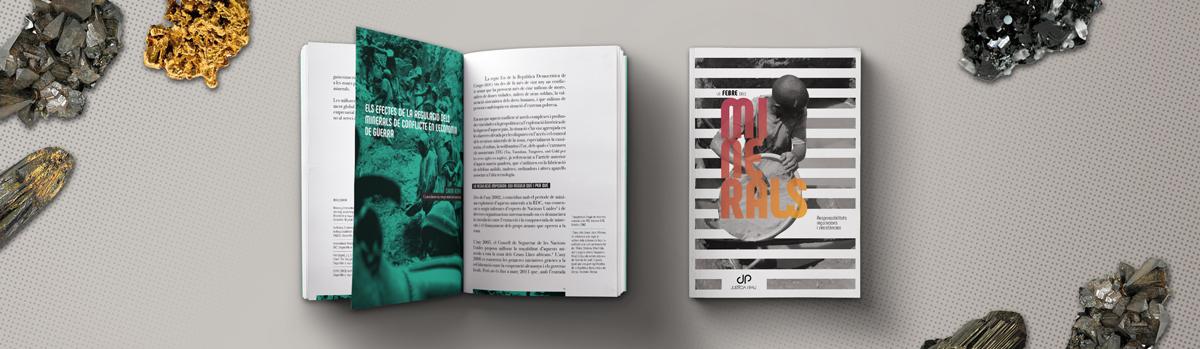 """Cuaderno de #CM """"La Fiebre de los Minerales"""""""