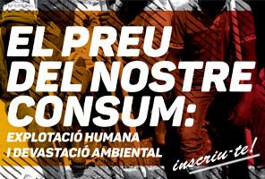El preu del nostre consum: explotació humana i devastació ambiental. Jornada #ConflictMinerals