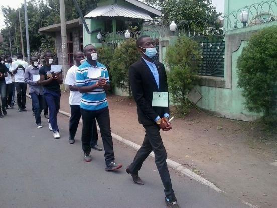 Crisi política i violacions de drets humans a la República Democràtica del Congo