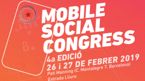 Arriba el Mobile Social Congress 2019
