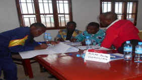 Resultats de la taula de diàleg celebrada per Justice et Paix de Butembo/Beni