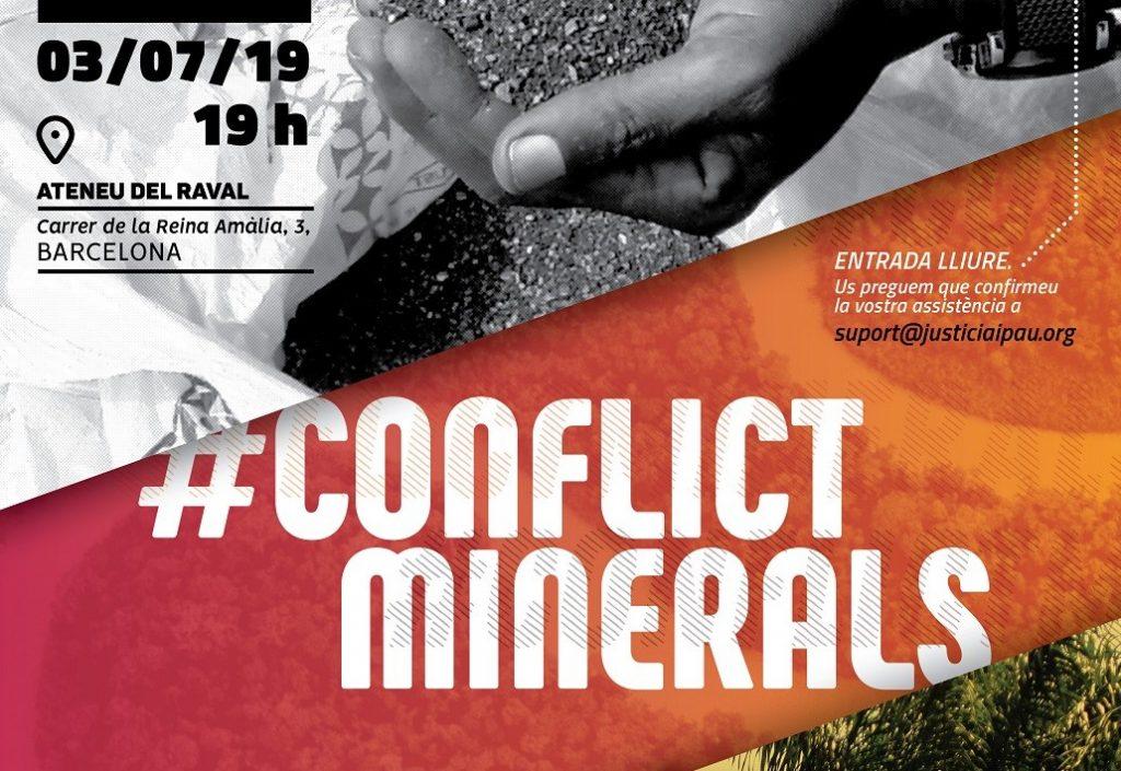 Estrenamos el documental y presentamos los resultados de la investigación #ConflictMinerals